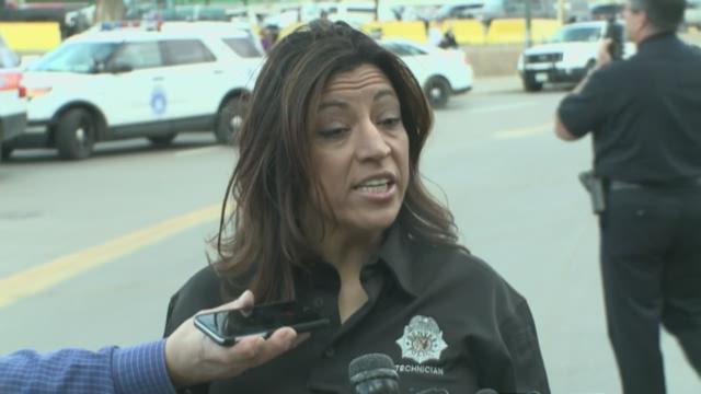 RAW: Denver Police spokesperson provides updates on shooting, stabbing