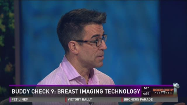 Buddy Check 9: Breast imaging technology