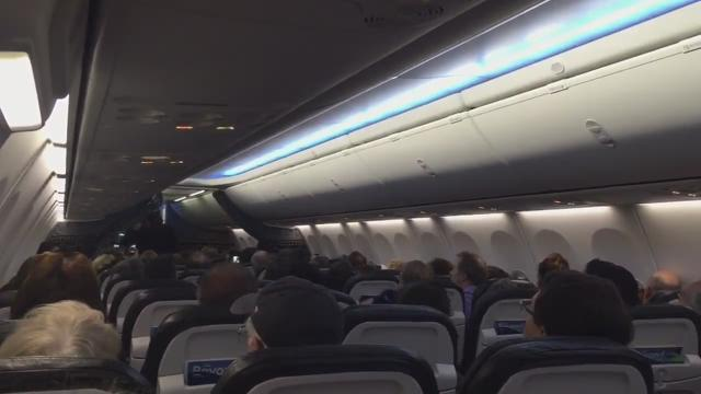 Passenger escorted off Alaska Airlines flight