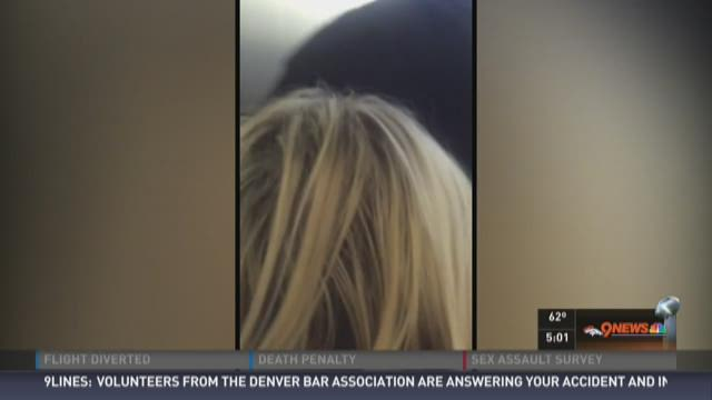 Unruly passenger diverts flight to Denver