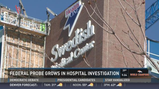 Federal probe grows in hospital investigation