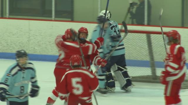 Ralston Valley vs Regis Jesuit Hockey