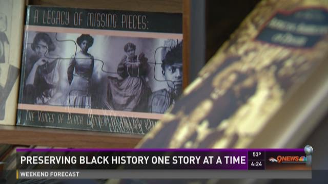 Preserving black history one story at a time