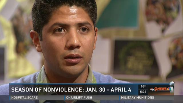 Season of nonviolence