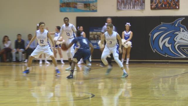 Grandview vs Mullen Basketball