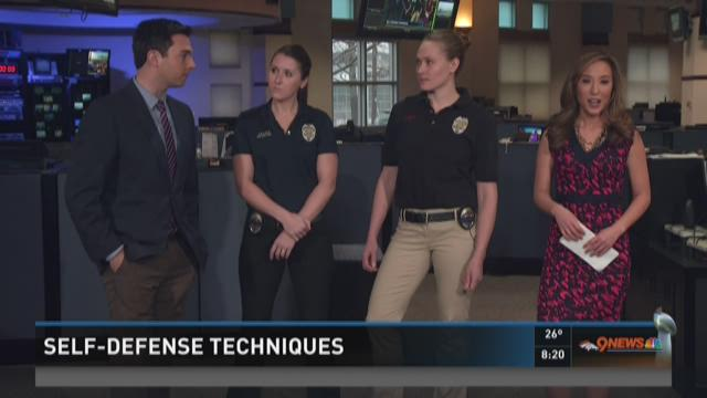Arvada Police teach us how to stay safe