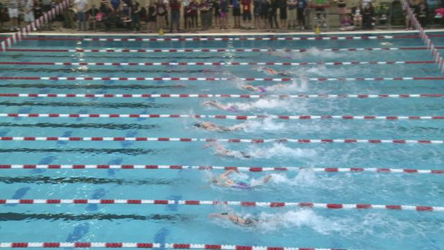 4A State Swimming Events 4, 6