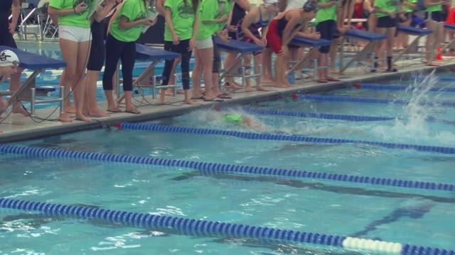 5A Girls Swim & Dive State Championship