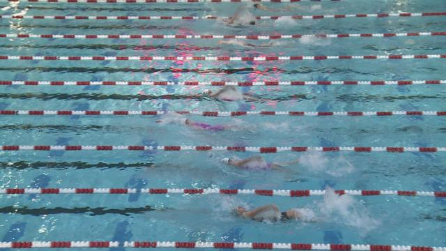 4A State Swimming Events 10-11