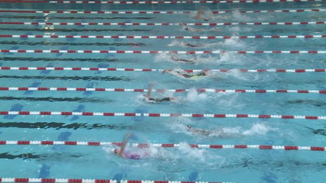 4A State Swimming Event 1