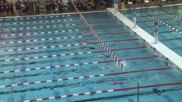 4A State Swimming Event 2