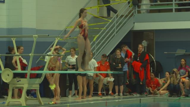 5A State Girls Diving Championship