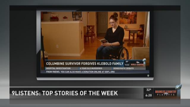 9Listens: Top stories of the week