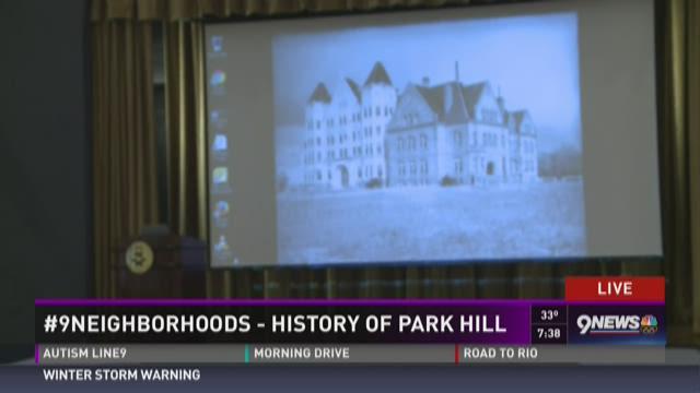 Park Hill: A Denver #9Neighborhood rich in culture & history
