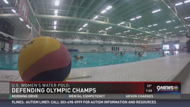 US women's water polo: Defending Olympic champs