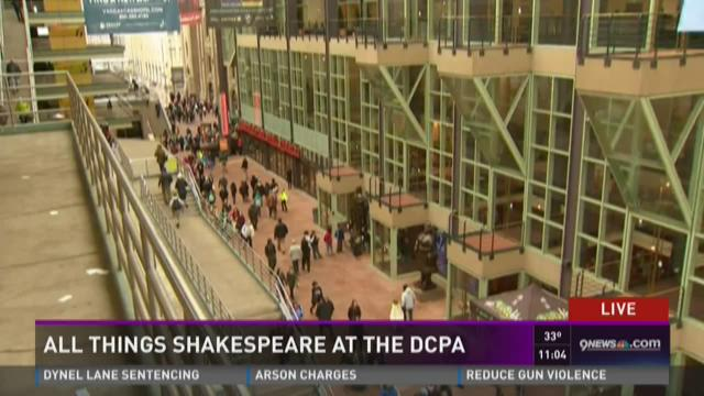 All things Shakespeare at the DCPA