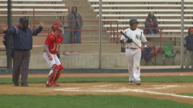 Denver East vs Kennedy Baseball
