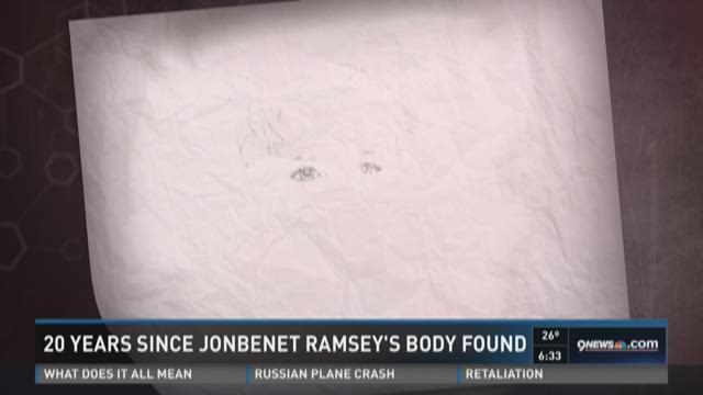 The death of JonBenet Ramsey: 20 years later