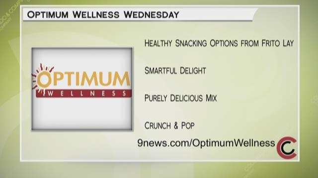 Optimum Wellness - FritoLay - January 25, 2018