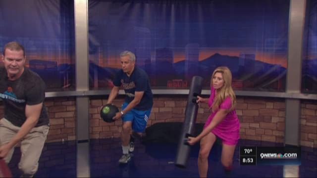 4 calorie-burning moves for the 4th of July weekend