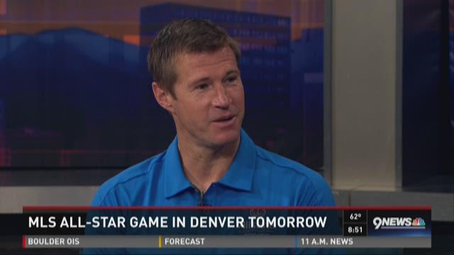 Soccer's stars in Denver this week
