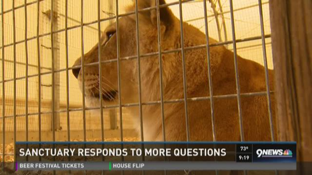 Wild Animal Sanctuary director answers viewers' questions