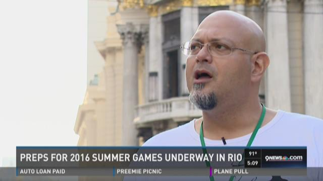 Preps for 2016 Olympic games underway
