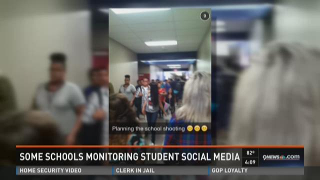 Denver area schools' stance on social media monitoring