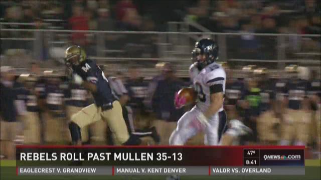 Columbine vs. Mullen