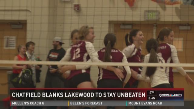 Volleyball: Chatfield vs. Lakewood