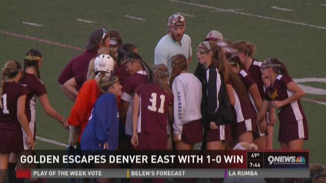 Field Hockey: Golden vs. Denver East
