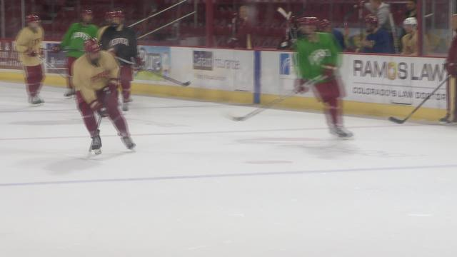 DU freshman gets 2nd chance with Pioneers