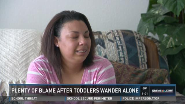 Mother and grandma of wandering toddlers speak out