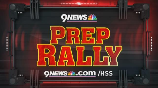 The 9News Sunday Prep Rally (10/11/15)