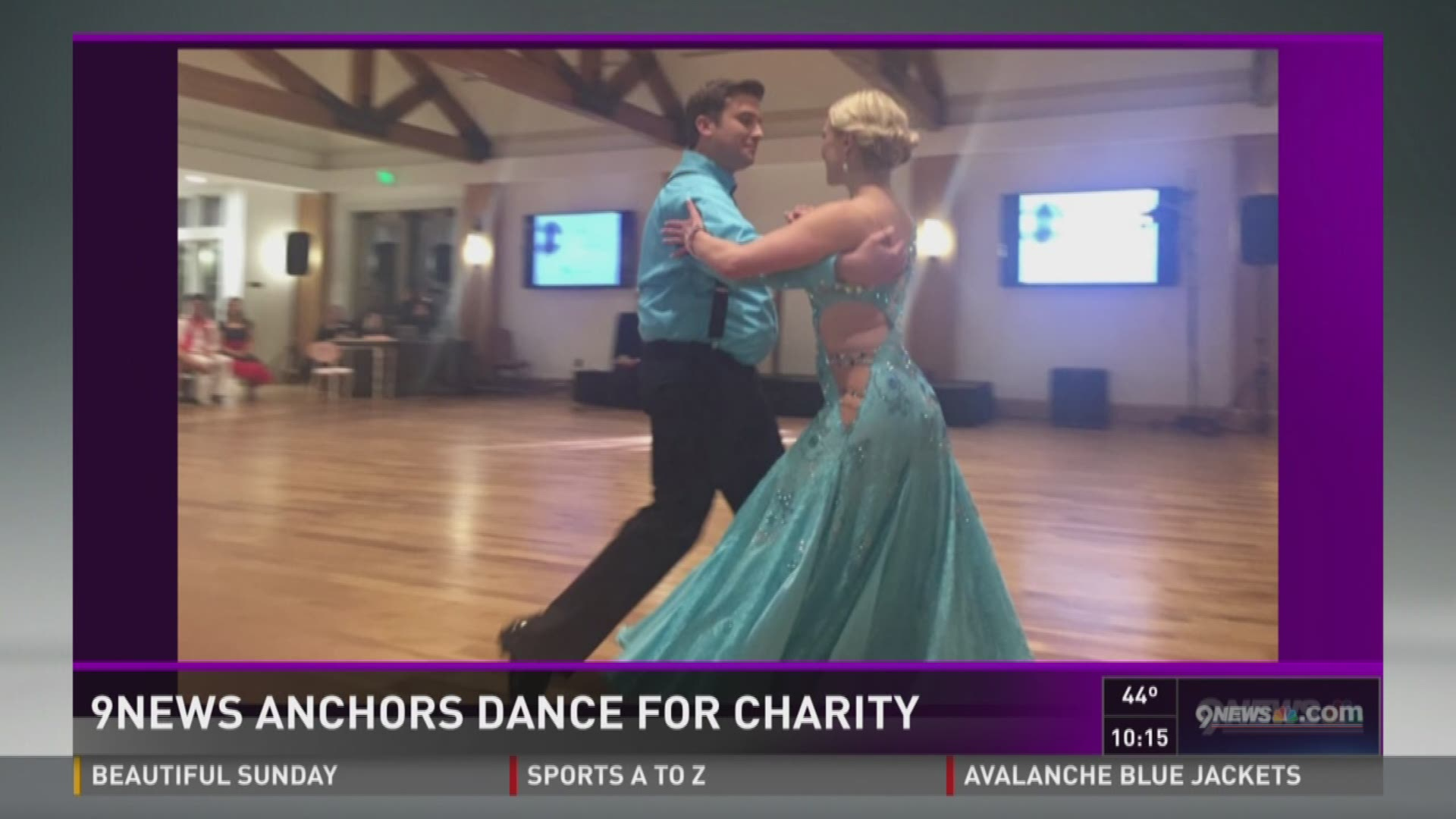 Danielle Grant wins Dancing With the Anchors