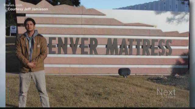 A guy named Enver went to Denver and did the most epic thing possible