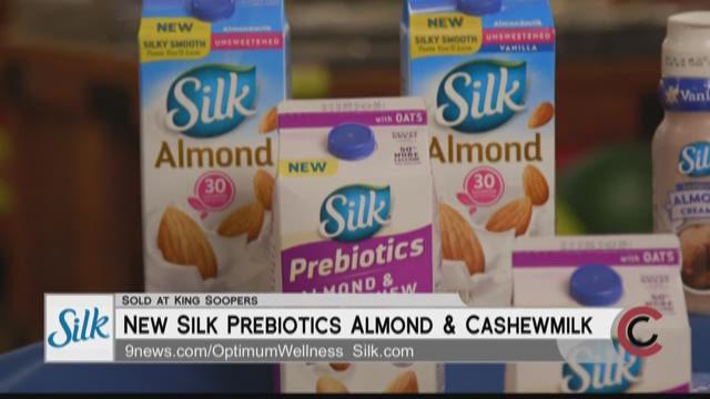Optimum Wellness - Silk Prebiotic with Vida Urbonas - February 7, 2018
